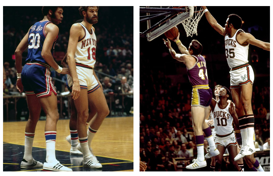 Tenisky Adidas Superstar oslavili 50 let.  Basketbal adidas.