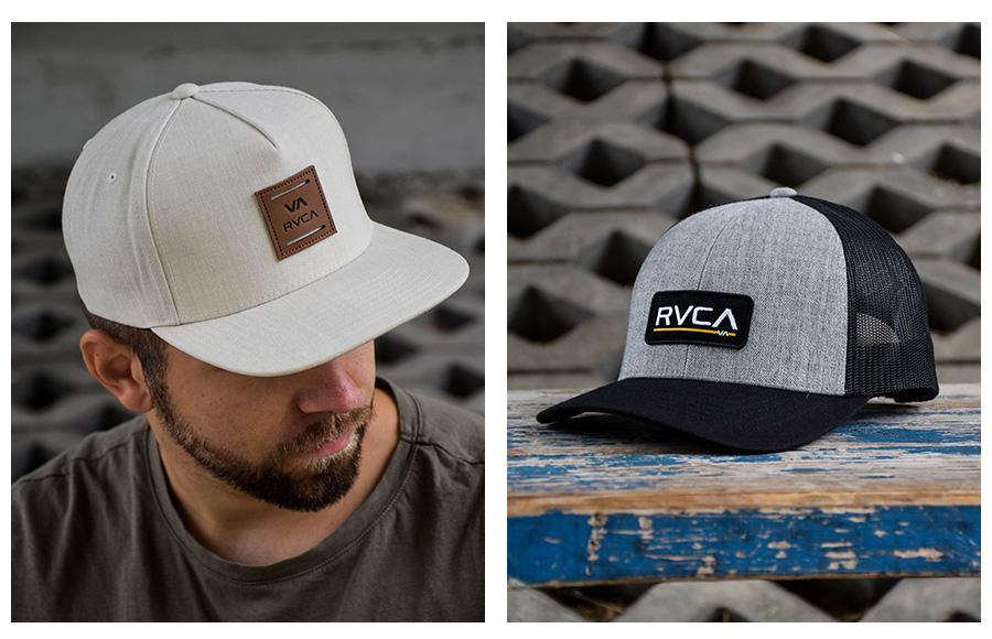 RVCA new brand ilustration