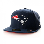 Pánské - New Era 5950 NFL Hex Era New England Patriots