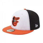 Pánské - New Era Acperf 59FI Authentic Baltimore Orioles
