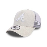 Dámské - New Era 940W Jersey Essential Trucker Atlanta Braves