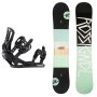 Snowboardové sety - Rossignol District Ltd + Battle