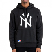 Mikiny - New Era MLB Team Logo Hoody New York Yankees