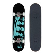 Skateboardové komplety - Alien Workshop Abduction Black / Teal