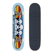 Skateboardové komplety - Alien Workshop Spectrum Blue