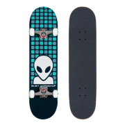 Skateboardové komplety - Alien Workshop Matrix Teal